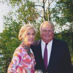 Caroline & Rusty Hager, 2015