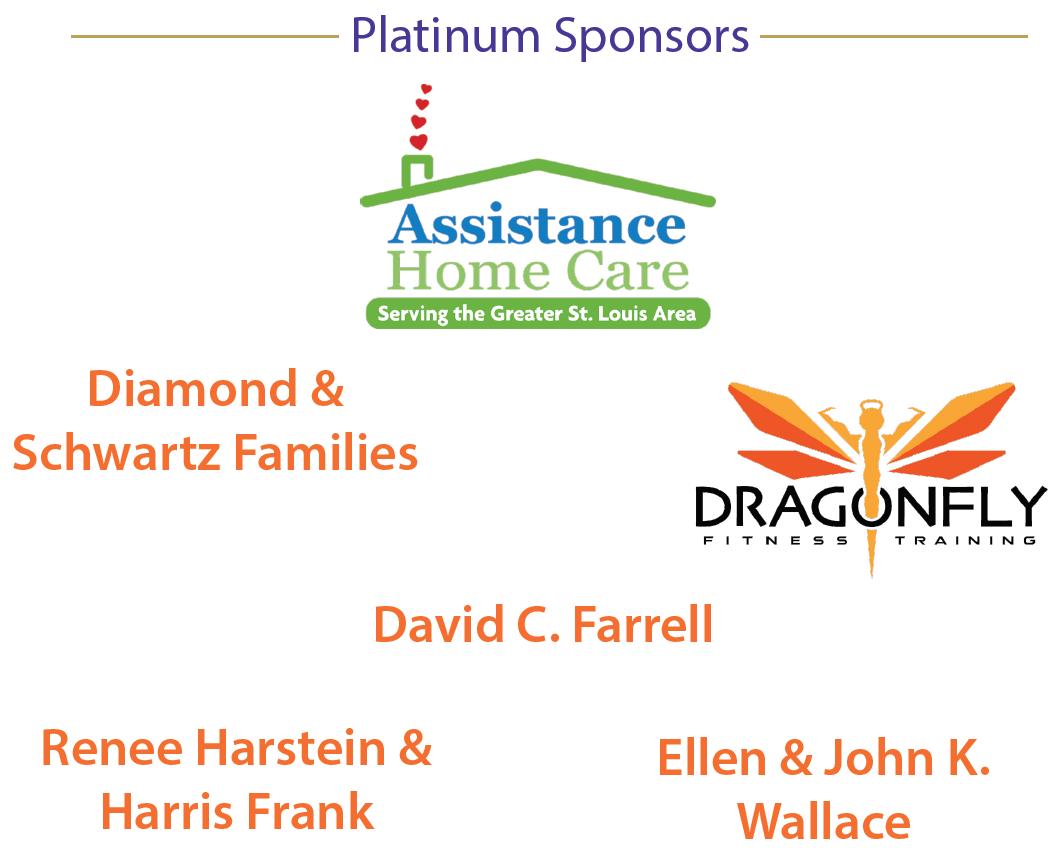 Platinum Sponsors 2019