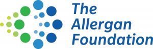 The Allergan Foundation Logo